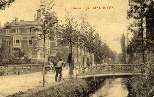 eerste gloeilampenfabriek eindhoven