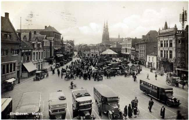 768c06bc395 Eindhoven in 1934: bewoners en bedrijven van de binnenstad, stadscentrum