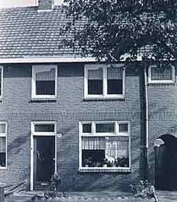 Eindhoven in 1934 woenselsestraat kerkdrop acht en for Stoop eindhoven