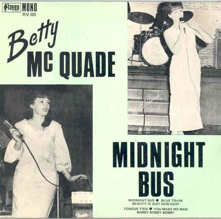 Betty McQuade