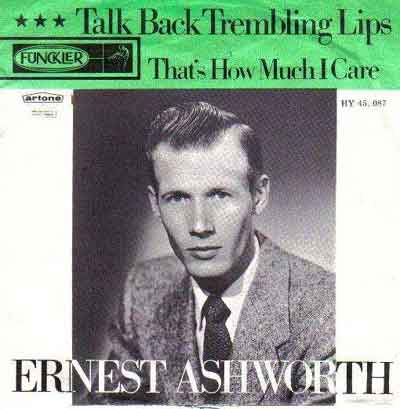 Ernest Ashworth Net Worth